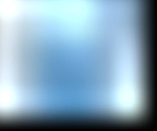 Aerial Kitchenware Quick Chopper 450ml Blue
