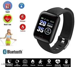 ID116 Smart Fitness Band For both