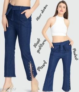 Stylish Women's Denim Jean