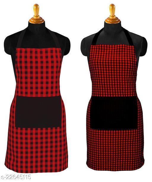 Kitchen  Apron  set of 2 apron