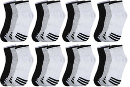 unique Ankle Premium Quality Socks Style B (Pack of 24)
