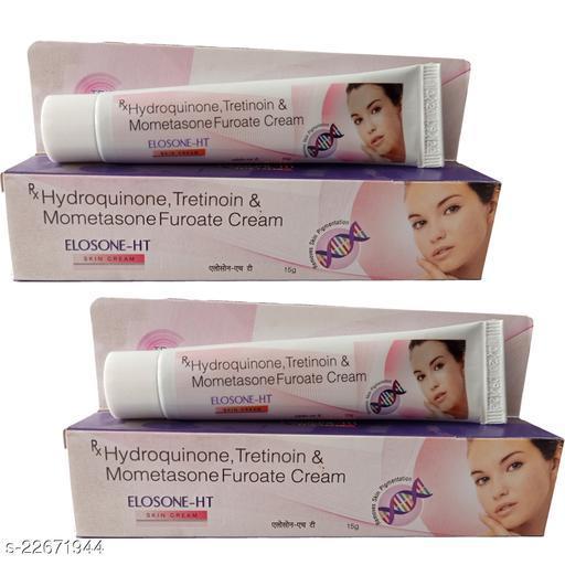 Elosone-HT Skin Cream 2x15gm (Pack of 2)