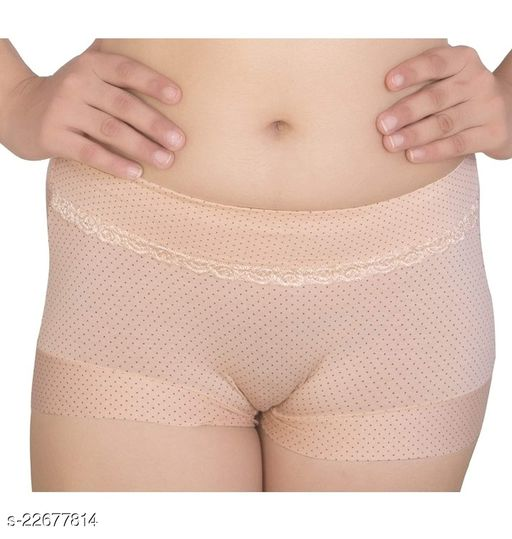 Women Hipster Nude Modal Panty
