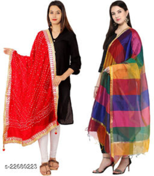 Fashionable Women Dupattas