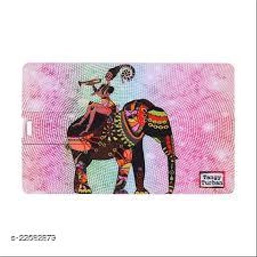 Tangy Turban_Elephant Design_16 GB__Pendrive
