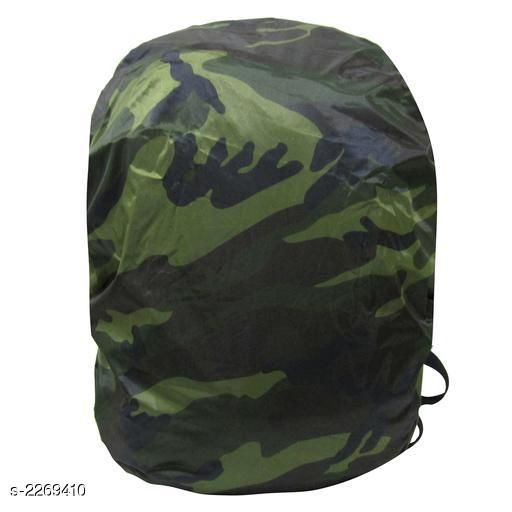 Polyester Bagpacks Rain Cover
