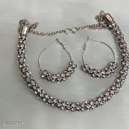 Beautiful Fancy Jewellery Set