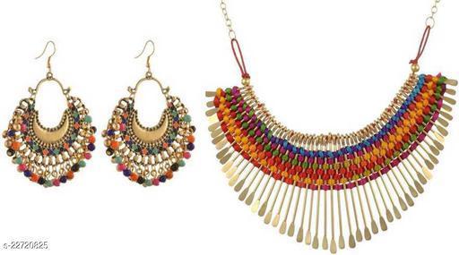 Fnacy Designer Handcrafted Jewellery set