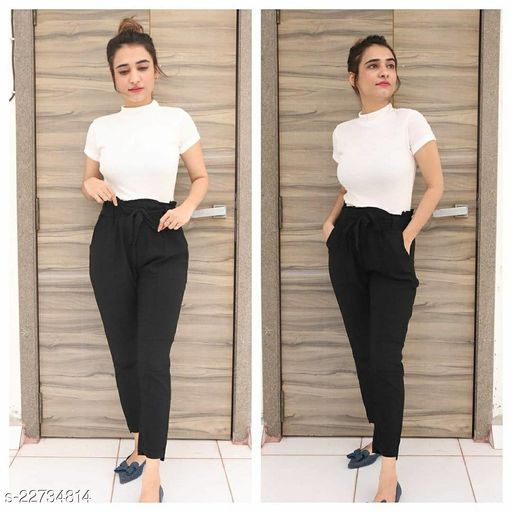 Classic Elegant Women Jeans