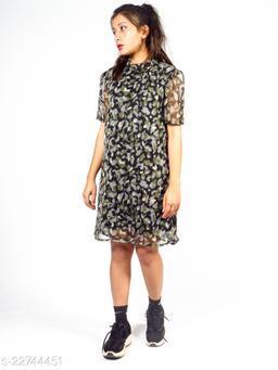 AURN A-line T-SHIRT DRESS