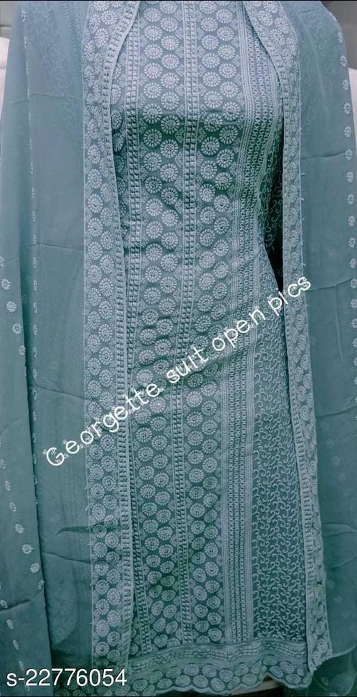 Abhisarika Pretty Salwar Suits & Dress Materials