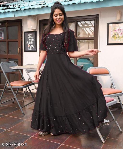 Alisha Superior Gowns