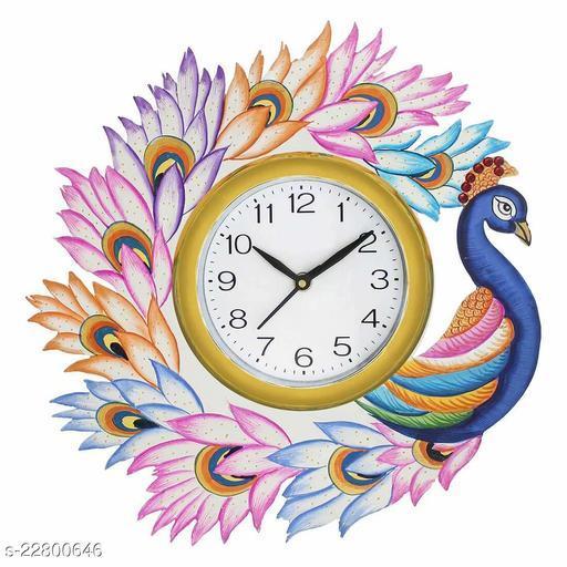 Graceful Wall Clocks