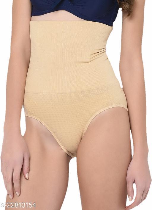 Women Hipster Beige Cotton Panty