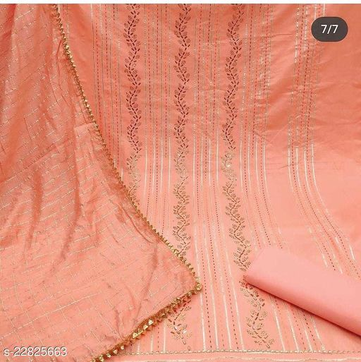 Suits & Dress Materials