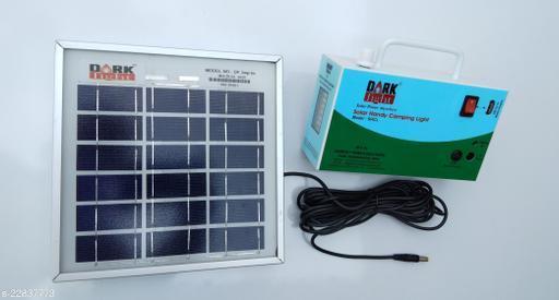 DARK Fight Solar Handy Camping Light Set
