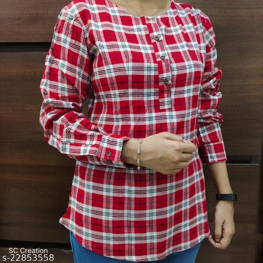 Trendy Feminine Women Shirts