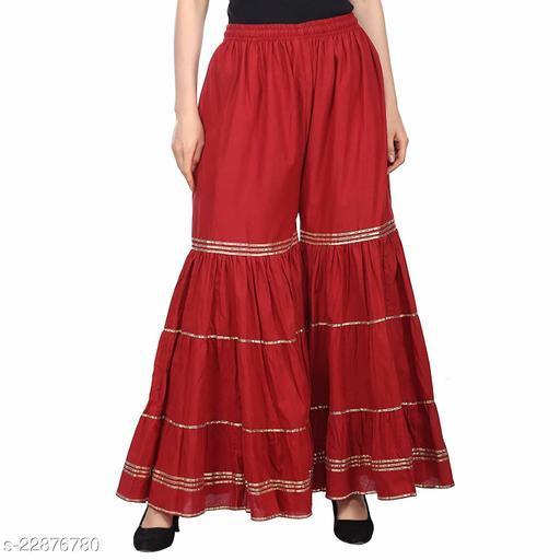 Trendy Alluring Sharara