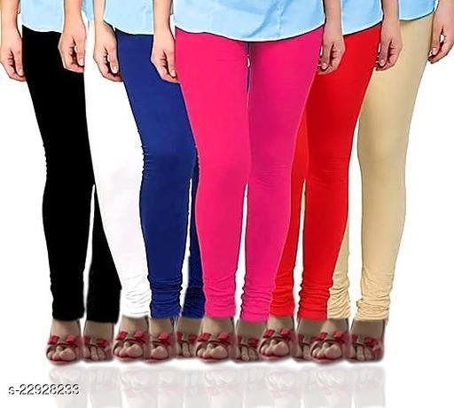 ASA-Women  Cotton  Churidar Leggings