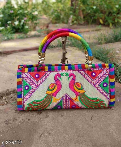 Beautiful Women's Multicolor Wallet