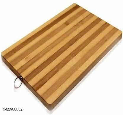 Line Chopping Cutting Board for Kitchen Vegetables, Fruits & Cheese