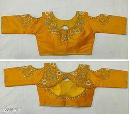 Designer Banglori Silk Blouse