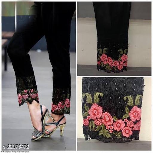 Classic Designer Women Women Trousers