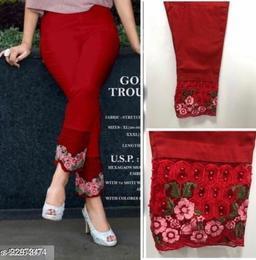 Urbane Designer Women Women Trousers
