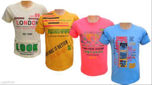 Pretty Stylish Boys Tshirts