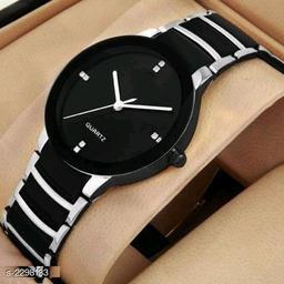 Trendy Men's Metal Watch