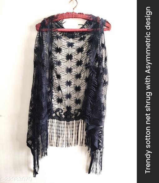 Urbane Fashionable Women Capes, Shrugs & Ponchos