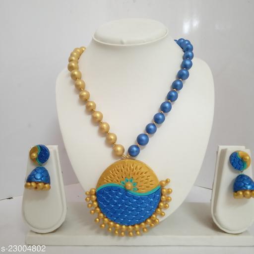 Handmade Terracotta Jewellery