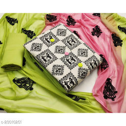 Fancy Attractive Salwar Suits & Dress Materials