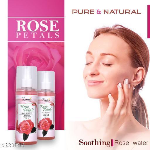Luster Rose Petals Pure & Natural Rose Water