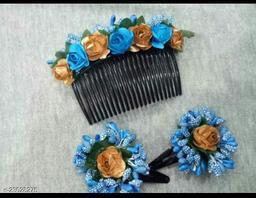Shimmering Graceful Women Hair Accessories