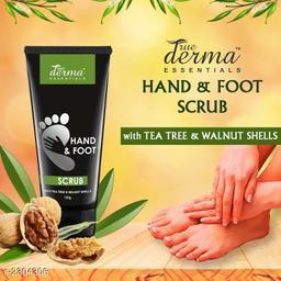 True Derma Premium Foot Scrub