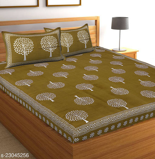 Voguish Stylish Bedsheets