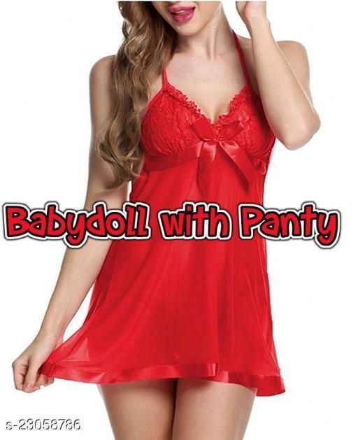 Fancy Women Babydolls