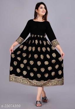 Trendy Elegant Women Gowns