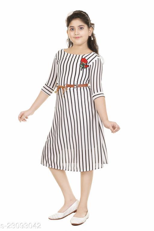 Cute Stylus Girls Frocks & Dresses