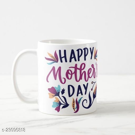 ASHITI PRINTED HAPPY MOTHER'S DAY BEST MOM EVER CERMIC COFFEE GIFT MUG