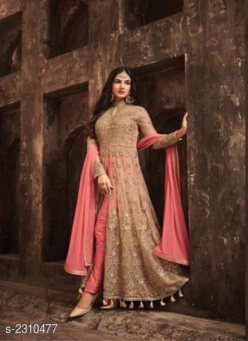 Attractive Net Suits & Dress Material