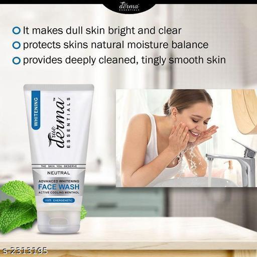 True Derma Essentials Face Skin Care Face Wash