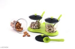 3 In 1 Pickle Jar With Stand
