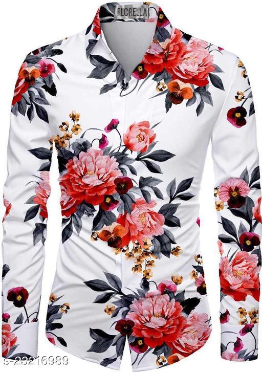 Classic Fashionista Men Shirt Fabric