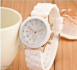 Analog Leather Wrist Watches For Women