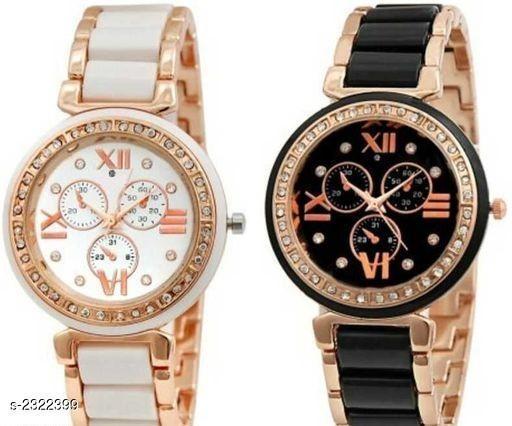 Analog Women's Watches (Pack Of 2)