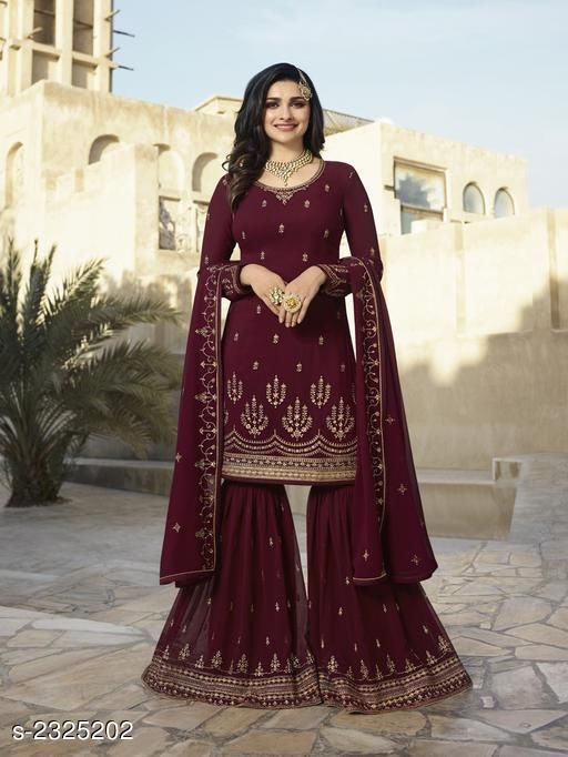 Attractive Georgette Suits & Dress Material