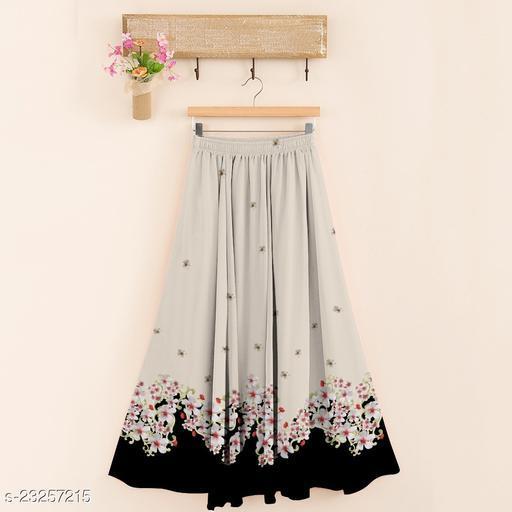 Alisha Graceful Women Ethnic Skirts