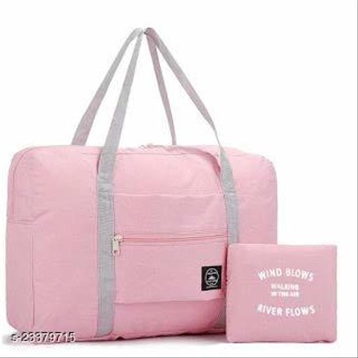 Attractive Women's Combo Multicolor Fabric Duffel Bags